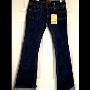 SWS Low Rise Flared Jeans